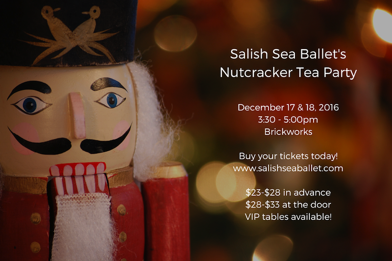 Nutcracker Tea Party tickets on sale now